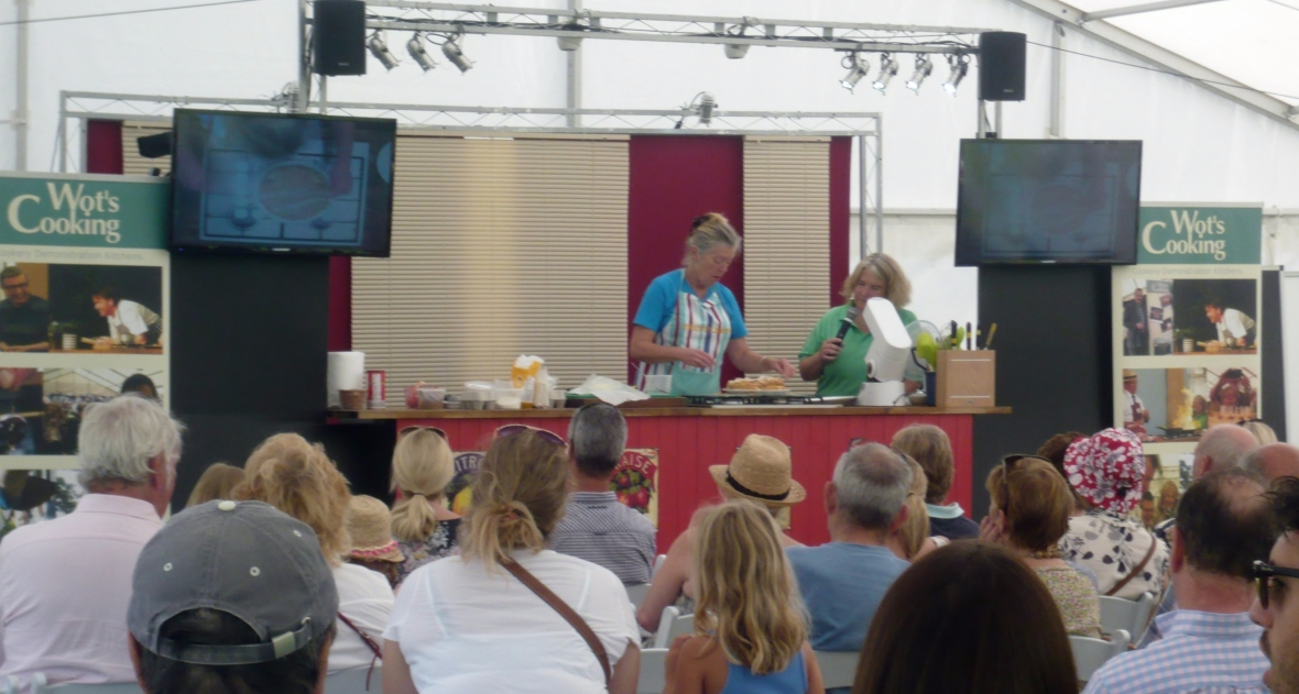cookery, cooking, recipes, food, baking, great british food fest