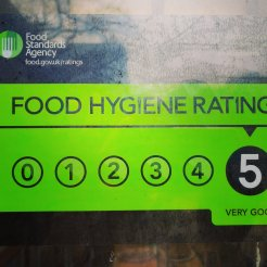 food hygiene, scores on the doors, food ratings, allergens, bacteria