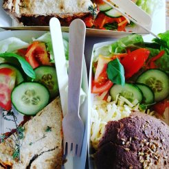 Takeaway food, Salads, Healthy Eating, Vegetarian