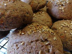 Artisan Bread, Spelt, Rye, Lowfodmapdiet, Veggiebread,