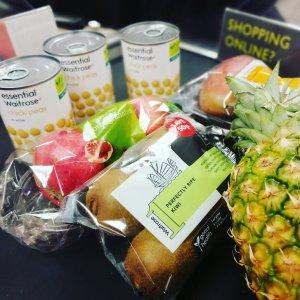 GBBO, baking ingredients, tropical fruit, baking, bakery