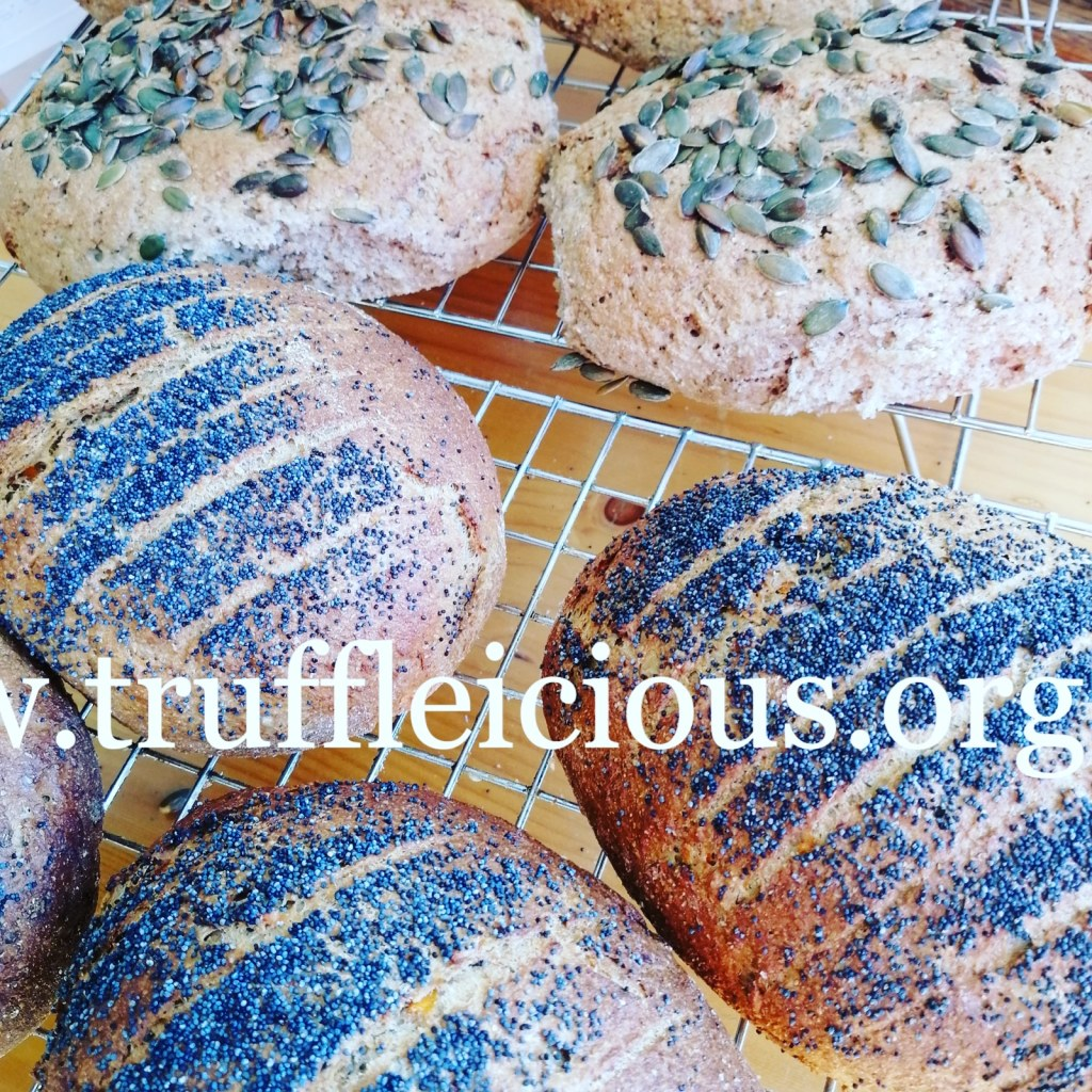 food, bread, granary, seeded,malted