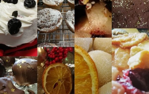Christmas, food, recipes, marzipan, icing