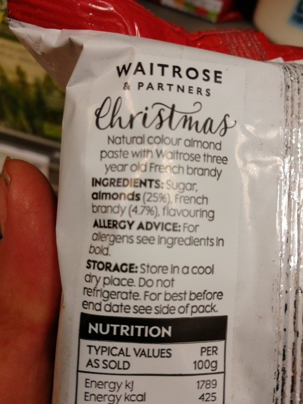 Ground Almonds,Marzipan,recipe,homebaking,Christmas